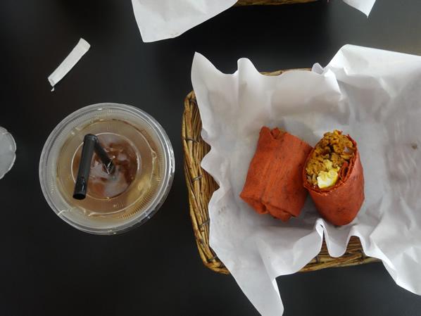 謎の食べ物