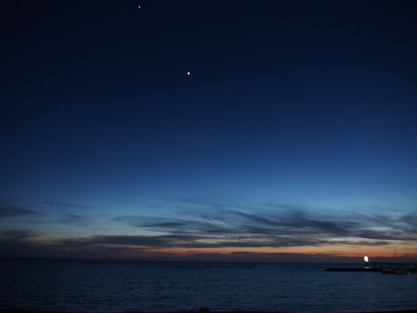 ブセナの星