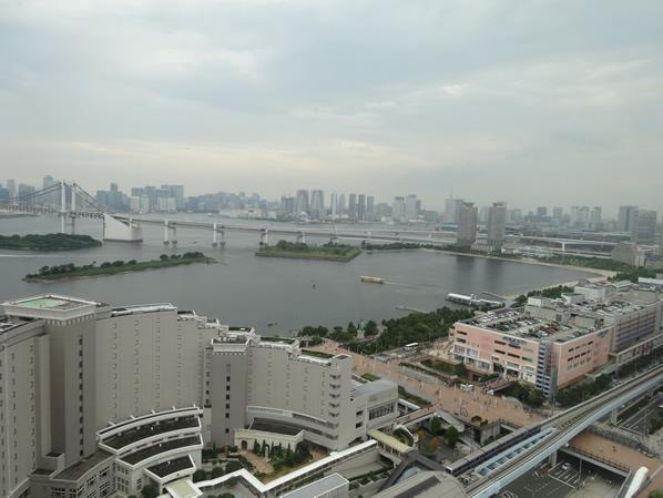 28階からの景色