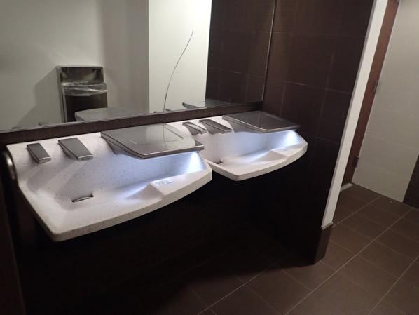 グアムのトイレ