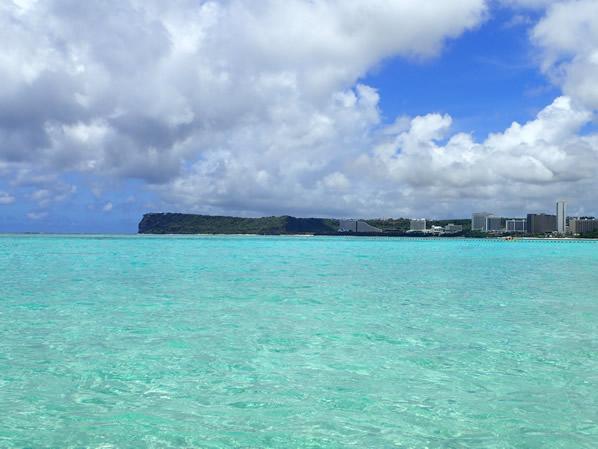 めっちゃ海が綺麗 イパオビーチ