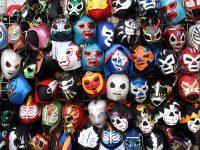 たくさんのマスク